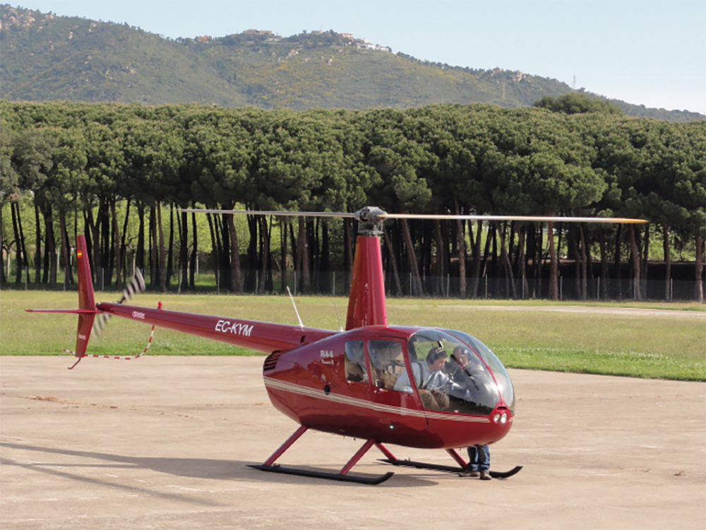 COSTA BRAVA HELIPORT CENTRE